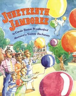 Juneteenth Jamboree book