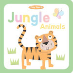 Jungle Animals book