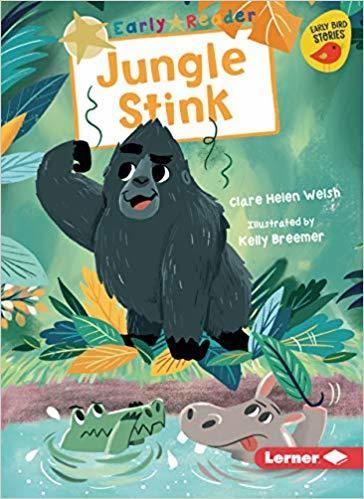 Jungle Stink book