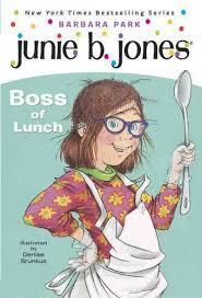 Junie B., First Grader Book