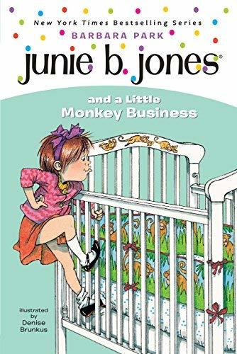 Junie B. Jones and a Little Monkey Business book