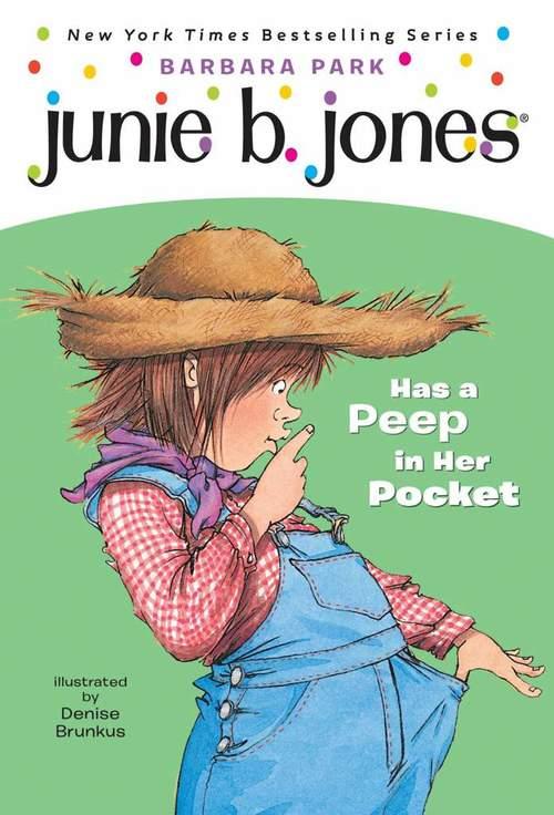 Junie B. Jones Has a Peep in Her Pocket book