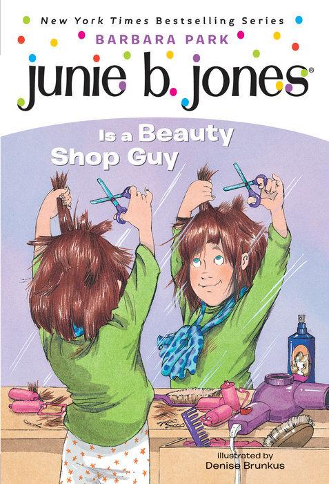 Junie B. Jones Is a Beauty Shop Guy book