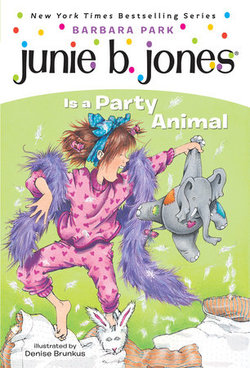 Junie B. Jones Is a Party Animal book