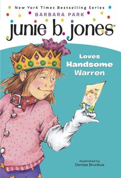 Junie B. Jones Loves Handsome Warren book
