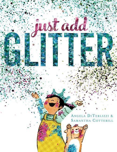 Just Add Glitter book