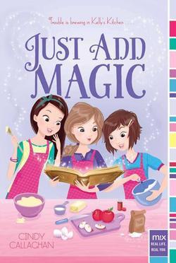 Just Add Magic book