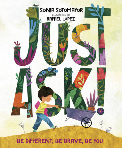 Just Ask! book