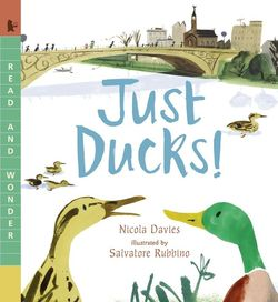 Just Ducks! book