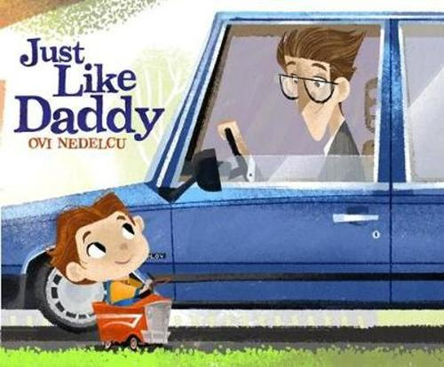 Just Like Daddy book