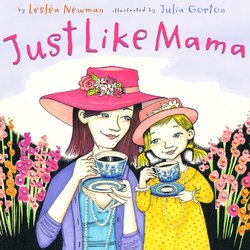 Just Like Mama book
