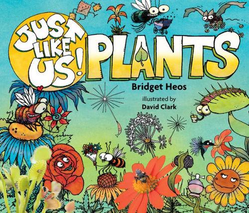 Just Like Us! Plants book