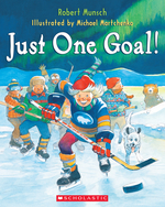 Just One Goal! book