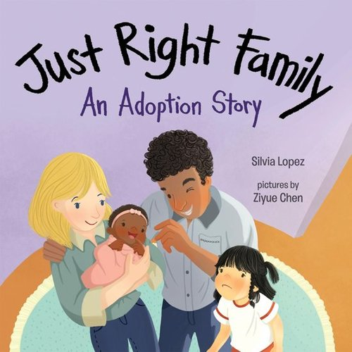 Just Right Family Book