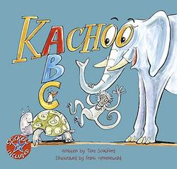 Kachoo ABC book