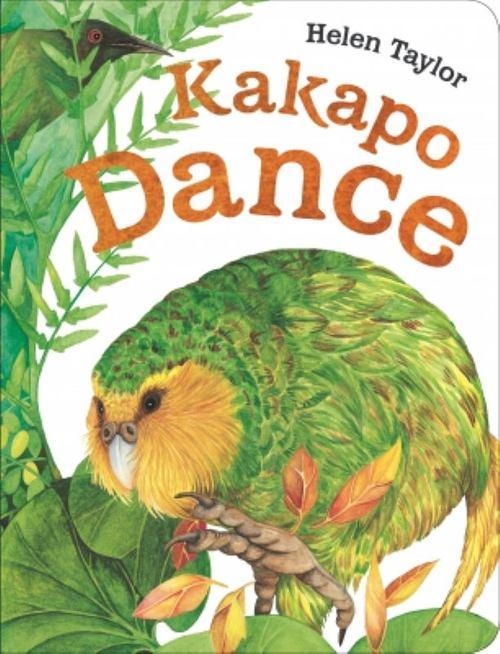 Kakapo Dance book