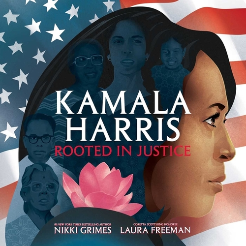 Kamala Harris: Rooted in Justice book
