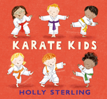 Karate Kids book
