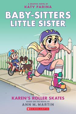 Karen's Roller Skates book