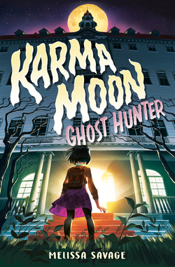 Karma Moon--Ghost Hunter book