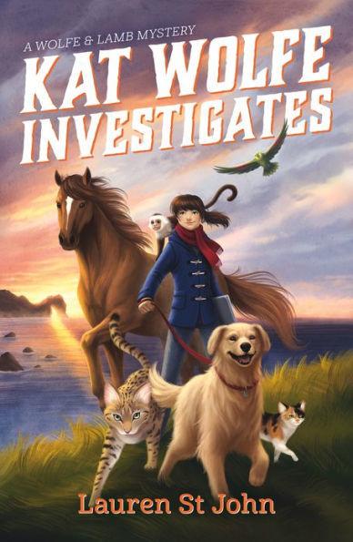 Kat Wolfe Investigates book