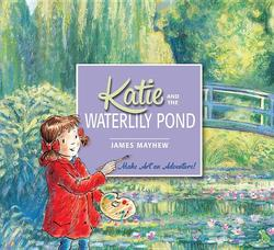 Katie and the Waterlily Pond book
