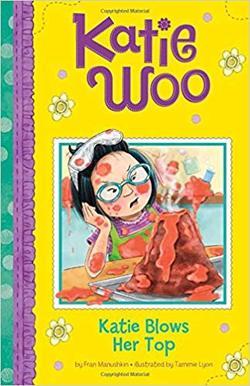 Katie Blows Her Top book