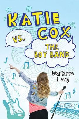 Katie Cox Vs. the Boy Band book