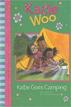 Katie Goes Camping Book