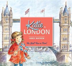 Katie in London book
