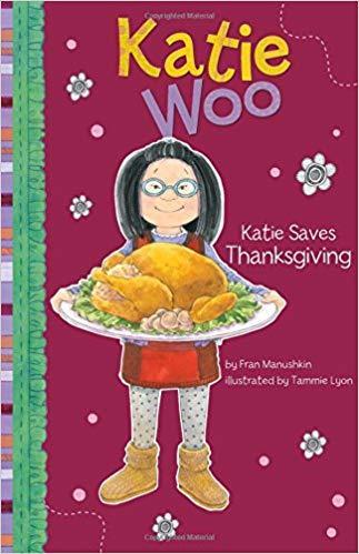 Katie Saves Thanksgiving book