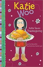 Katie Saves Thanksgiving book