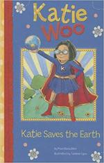 Katie Saves the Earth book