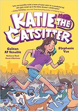 Katie the Catsitter book