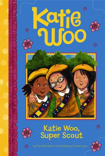 Katie Woo, Super Scout book