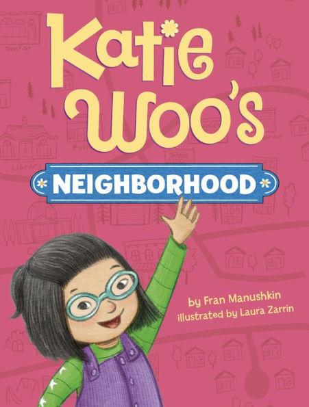 Katie Woo's Neighborhood Book