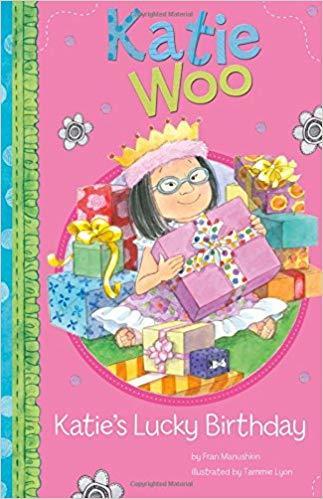 Katie's Lucky Birthday book