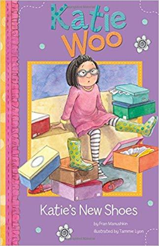 Katie's New Shoes book