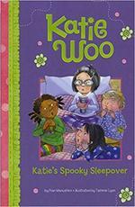 Katie's Spooky Sleepover book