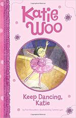 Keep Dancing, Katie book