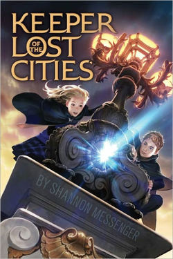 Keeper of the Lost Cities book