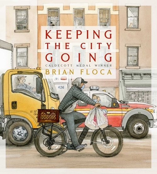 Keeping the City Going book