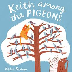 Keith Among the Pigeons book