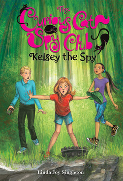 Kelsey the Spy Book