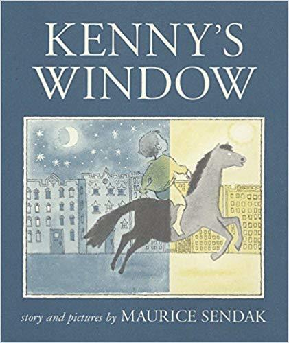 Kenny's Window book