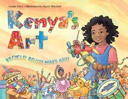 Kenya's Art book