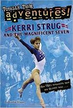Kerri Strug and and the Magnificent Seven book