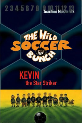 Kevin, the Star Striker book