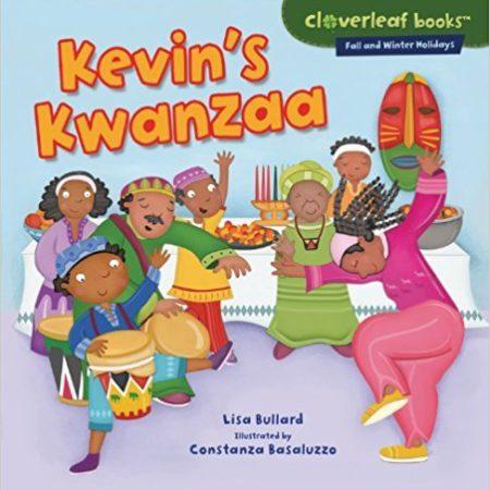 Kevin's Kwanzaa book