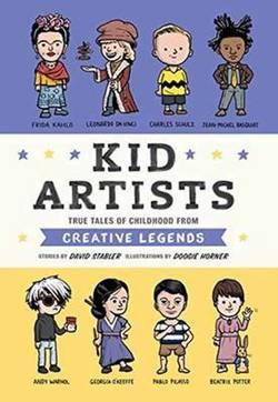 Kid Artists book